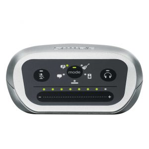 INTERFAZ DE AUDIO SHURE MVI/A-LTG