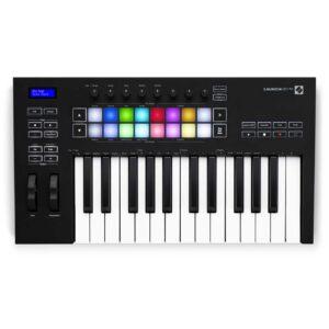 CONTROLADOR-MIDI-NOVATION-LAUNCHKEY-25-MK3-colombia